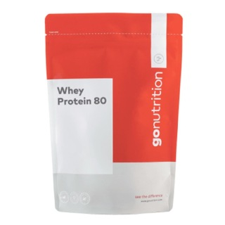 GoNutrition Whey Protein 80,  2.2 lb  Triple Chocolate