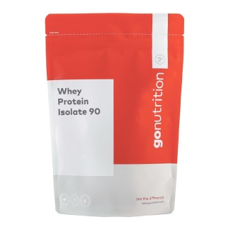 GoNutrition Whey Protein Isolate 90,  5.5 lb  Caffe Latte
