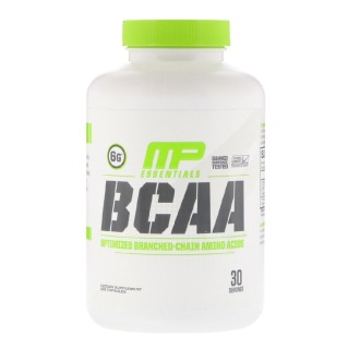 MusclePharm BCAA Essentials,  240 capsules  Unflavoured