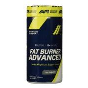 API Fat Burner Advanced,  120 tablet(s)  Unflavoured