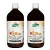 Dr. Patkar's Apple Cider Vinegar,  1 L  with Ginger, Turmeric and Fenugreek