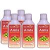 Zindagi Amla Juice (Buy 4 Get 1 Free),  Natural  0.5 L