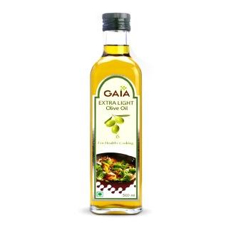 GAIA Light Olive Oil,  0.5 L