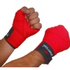 1 - SportSoul Stretchable Hand Wraps,  Red  108 Inches