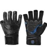 Harbinger Flex Fit Classic Wrist Wrap Gloves,  Black  Large