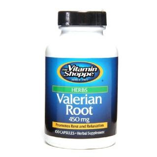 Valerian root 450 mg