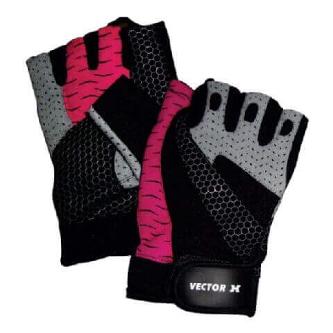 Vector X 750 Fitness Gloves,  Black  Small