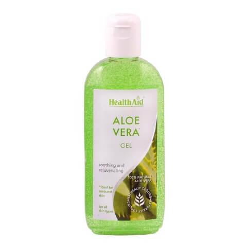 HealthAid Aloe Vera Gel,  250 ml  100% Natural