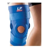 LP Support Hinged Knee Stabilizer (710),  Blue  Extra Extra Large