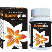 Shivalik Herbals Spermplus,  60 capsules