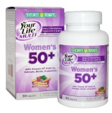 Nature's Bounty Your Life Multi Women's 50+,  Unflavoured  90 tablet(s)
