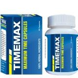 Shivalik Herbals Timemax,  60 Capsules