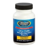 The Vitamin Shoppe One Daily Men's Multivitamin,  Unflavoured  180 Tablet(s)