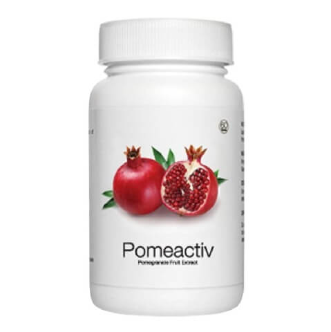 Herbs WellBeing Pomeactiv,  60 tablet(s)