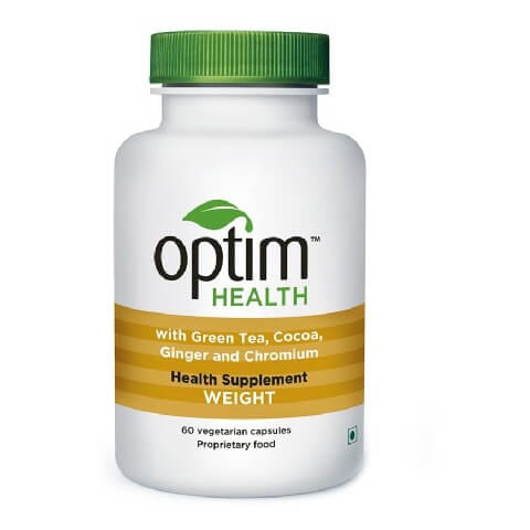 OptimHealth Weight Health Supplement,  60 capsules  Unflavoured