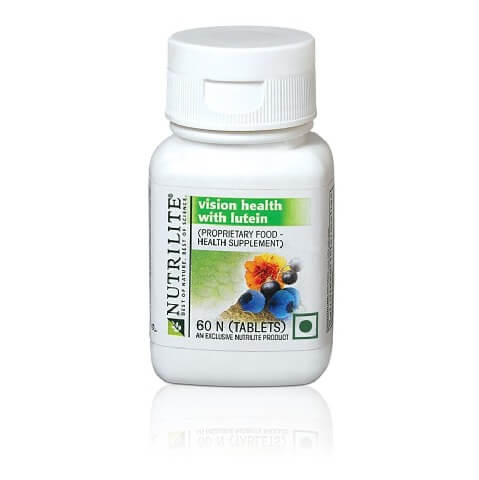 Amway Nutrilite Vision Health With Lutein,  60 tablet(s)