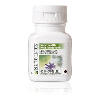 Amway Nutrilite Bone Health With Ipriflavone,  Unflavoured  60 tablet(s)