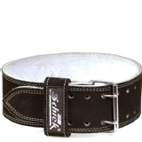 Schiek Single Prong Competition Power Belt,  Black  Xtra Large