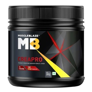 MuscleBlaze CreaPRO Creatine with Creapure,  0.55 lb  Unflavoured