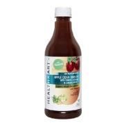 HealthKart Apple Cider Vinegar with Mother OP, 0.5 L Ginger, Garcinia & Green Coffee Pet Bottle
