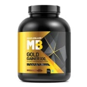 MuscleBlaze Gold Gainer XXL,  6 lb  Chocolate Bliss